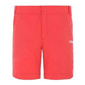 The North Face Exploration short dames cayenne red