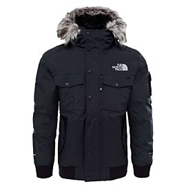 The North Face Gotham outdoor jack heren tnf black high rise grey