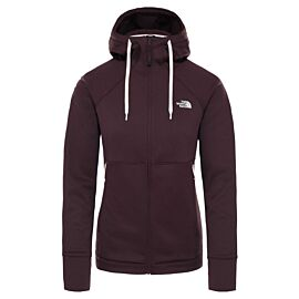 The North Face Hikesteller softshell jas dames root brown