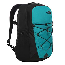 The North Face Jester rugzak fanfare green TNF black