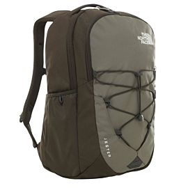 The North Face Jester rugzak new taupe green combo