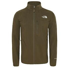 The North Face Nimble outdoor jack heren new taupe green