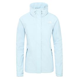The North Face Sangro outdoor jack dames angel falls blue light heather