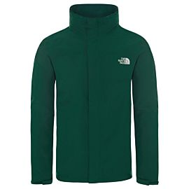 The North Face Sangro outdoor jack heren night green