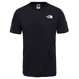 The North Face Simple Dome shirt heren TNF black