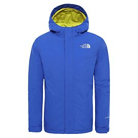 The North Face Snow Quest winterjas junior tnf blue