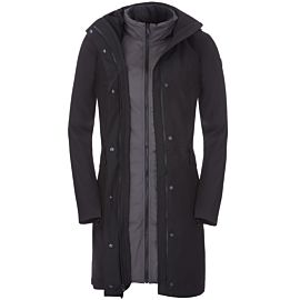 The North Face Suzanne Triclimate parka outdoor jack dames tnf black