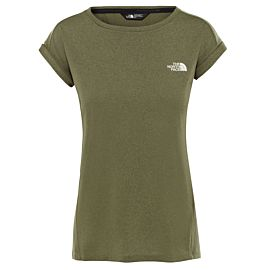 The North Face Tanken outdoor shirt dames four leaf clover