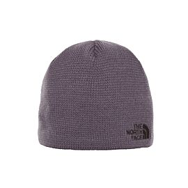 The North Face Bones Beanie muts junior graphite grey tnf black