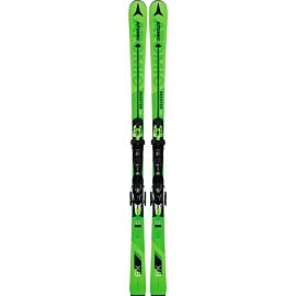 Atomic Redster X9 ski's green