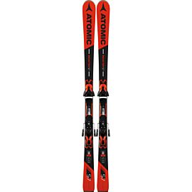 Atomic Redster S7 ski's red black