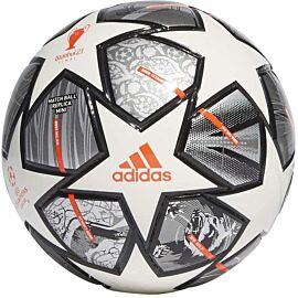 adidas Finale 21 20th Anniversary UCL mini voetbal white