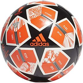 adidas Finale 21 20th Anniversary UCL voetbal solar red