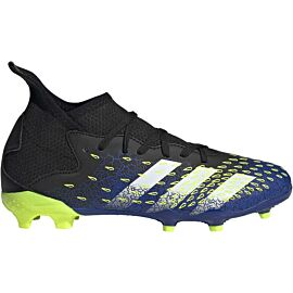 adidas Predator Freak.3 FG FY0613 voetbalschoenen junior core black