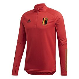 adidas België trainingstrui glory red