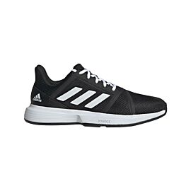 adidas CourtJam Bounce EG1136 tennisschoenen heren core black