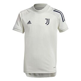 adidas Juventus trainingsshirt junior orbit grey legend ink