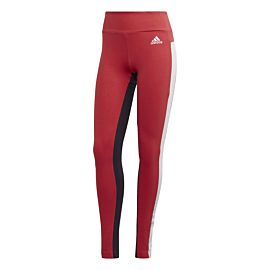 adidas Key Pocket sportlegging dames glory red