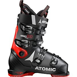 Atomic Hawx Prime 100 skischoenen black red