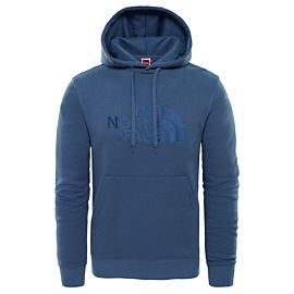The North Face Drew Peak Hoodie sweater heren shady blue