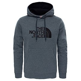 The North Face Drew Peak Hoodie sweater heren TNF medium grey