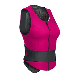 Komperdell Protection Air Vest rugbeschermer dames pink