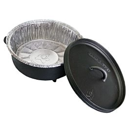 Camp Chef 10 Inch Disposable Dutch Oven liners