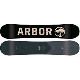 Arbor Foundation wide snowboard
