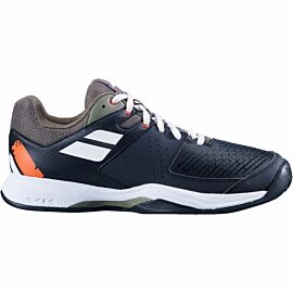 Babolat Pulsion Clay 30S20346 tennisschoenen heren black burnt olive