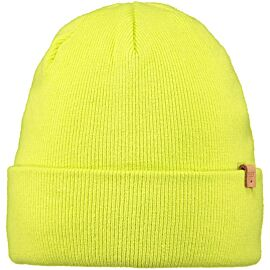 Barts Willes Beanie muts fluo yellow