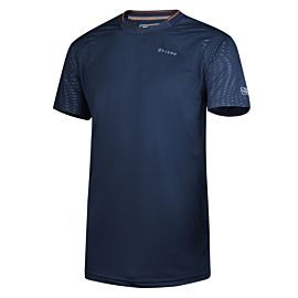 Sjeng Sports Baynes tennisshirt heren dark blue