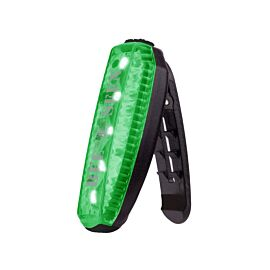 Bee Sports Led Clip Light USB verlichting green