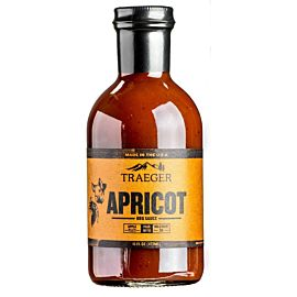 Traeger Apricon barbecuesaus