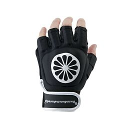 The Indian Maharadja Glove shell half left hockeyhandschoen black