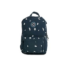 Brabo Backpack Storm Feather hockeytas blue