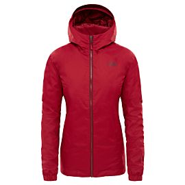 The North Face Quest Insulated outdoor jack dames rumba red