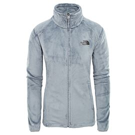 The North Face Osito 2 fleece vest dames mid grey