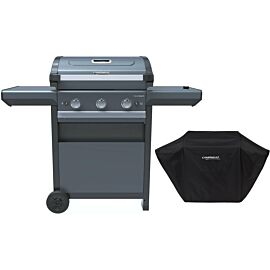 Campingaz 3 Series Select S gasbarbecue met hoes