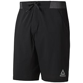 Reebok Epic Knit Waistband short heren black