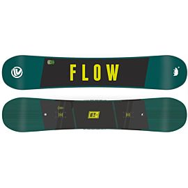 Flow Micron Chill wide snowboard junior