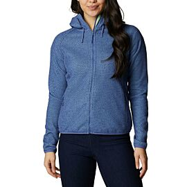 Columbia Pacific Point vest dames lime glow
