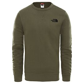 The North Face Street Fleece Pull trui heren new taupe green