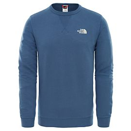 The North Face Street Fleece Pull trui heren shady blue