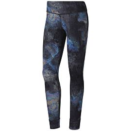 Reebok Lux Bold sportlegging dames oil slick
