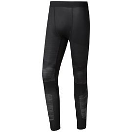 Reebok Speedwick Compressie sportlegging heren black