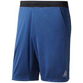 Reebok Speedwick Knit short heren bunker blue
