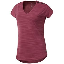 Reebok ACTIVCHILL shirt dames twisted berry