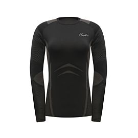 Dare 2b Zonal III Long Sleeve Base Layer Top thermoshirt dames black