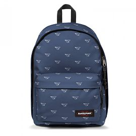 Eastpak Out of Office rugzak minigami planes