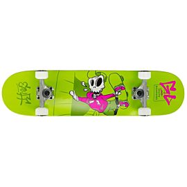 Enuff Skully skateboard green